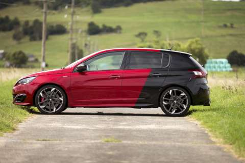 2016 peugeot 308 gti a wheel thing car review a wheel thing. Black Bedroom Furniture Sets. Home Design Ideas