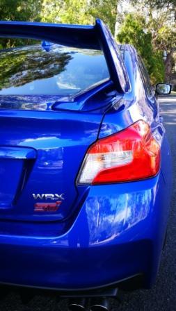 Private Fleet Car Review: 2018 Subaru WRX STi R-Spec
