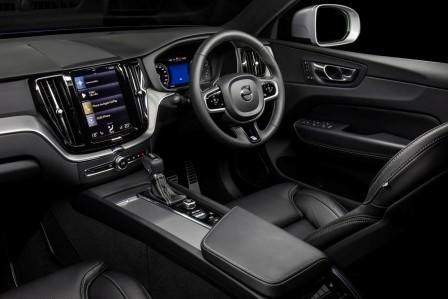 2018 Volvo Xc60 R Design Interior A Wheel Thing